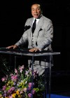 Smokey Robinson // Michael Jackson's Public Memorial at Los Angeles' Staples Center