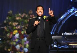 Lionel Richie // Michael Jackson's Public Memorial at Los Angeles' Staples Center