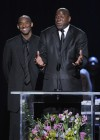 Kobe Bryant & Magic Johnson // Michael Jackson's Public Memorial at Los Angeles' Staples Center