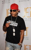 Nelly at The Mirage\'s Jet Nightclub in Vegas