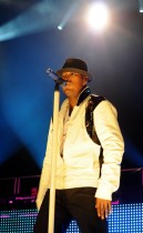 Ne-Yo performs at Marquee in Cork, Ireland