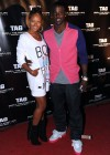 Eva Marcille & Lance Gross // TAG Signature Series Body Spray Launch Party