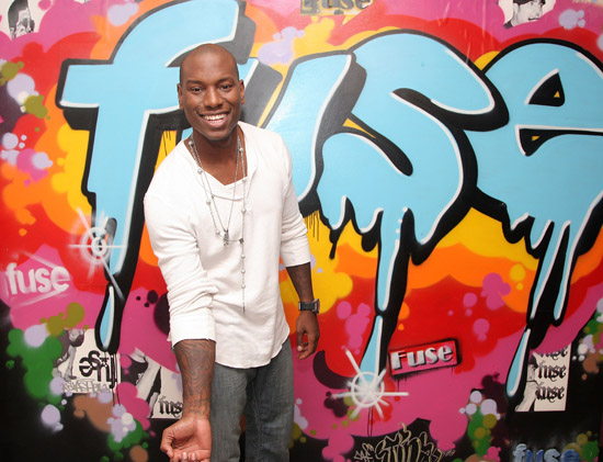 "Tyrese // Fuse's ""No. 1 Countdown"" (July 2nd 2009)"