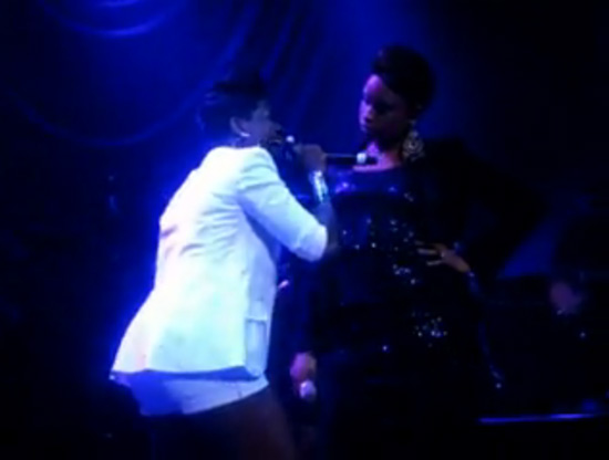 """[VIDEO] Jennifer Hudson and Fantasia Perform """"I'm His Only Woman"""""""