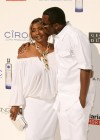 Diddy & Janice Combs // Diddy & Ashton Kutcher's White Party