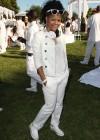 Teyana Taylor // Diddy & Ashton Kutcher's White Party
