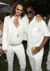Russell Brand & Diddy // Diddy & Ashton Kutcher's White Party