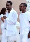 Shawn Wayans // Diddy & Ashton Kutcher's White Party