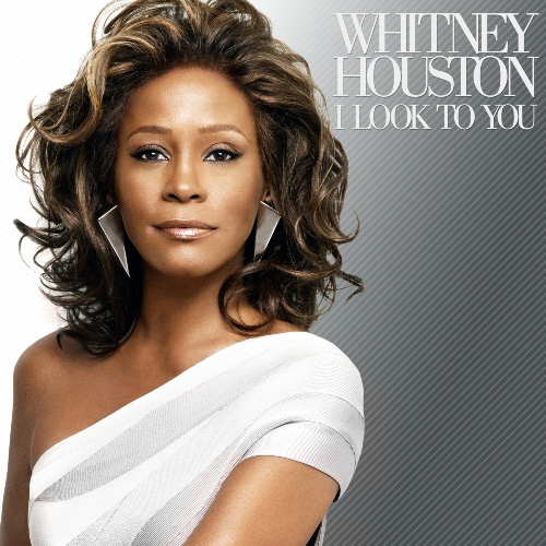 "Whitney Houston - ""I Look To You"" album"