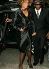 Whitney Houston arrives at London Hotel (July 14th 2009)