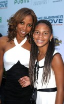 "Holly Robinson Peete and her daughter Ryan // Zo Summer Groove Publix Charities Benefit Dinner - ""Deco After Dark"""