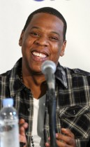 """Jay-Z // """"Answer the Call"""" charity concert press conference in NYC"""