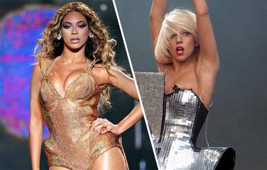 Beyonce // Lady Gaga