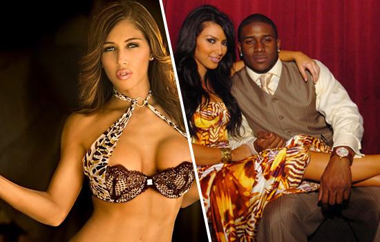 reggie bush new girlfriend 2011. Kardashian amp; Reggie Bush