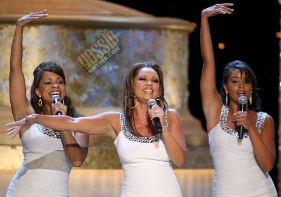 Vanessa Williams // 2009 Daytime Emmy Awards