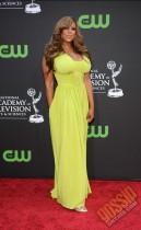 Wendy Williams // 2009 Daytime Emmy Awards