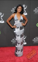 Tatyana Ali // 2009 Daytime Emmy Awards
