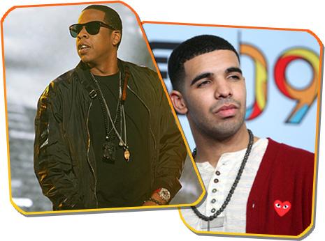 Jay-Z // Drake