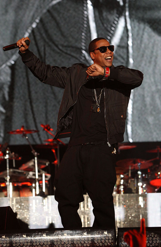 Jay-Z // 2009 All Points West Music & Arts Festival
