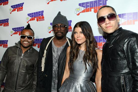 "Black Eyed Peas // Launch party for Apl.de.ap's ""Jeepney Music"" Record Label"