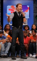 Jeremy Piven on BET's 106 & Park (August 7th 2009)