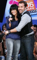 Jeremy Piven & Terrence J on BET's 106 & Park (August 7th 2009)