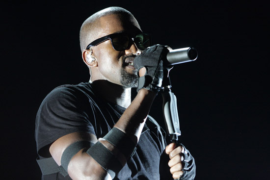 "Kanye West // Casio G-Shock ""Shock The World 2009"" event in New York City"