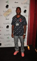 """Darrelle Revis of the NY Jets // Letoya Luckett's """"Lady Love"""" Album Release Party"""