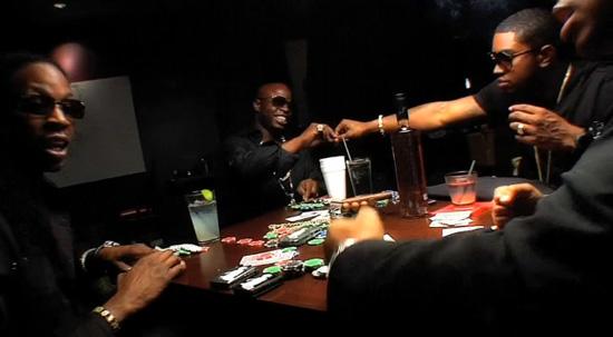 "Playaz Circle F/ Ludacris - ""Gettin Rich"""