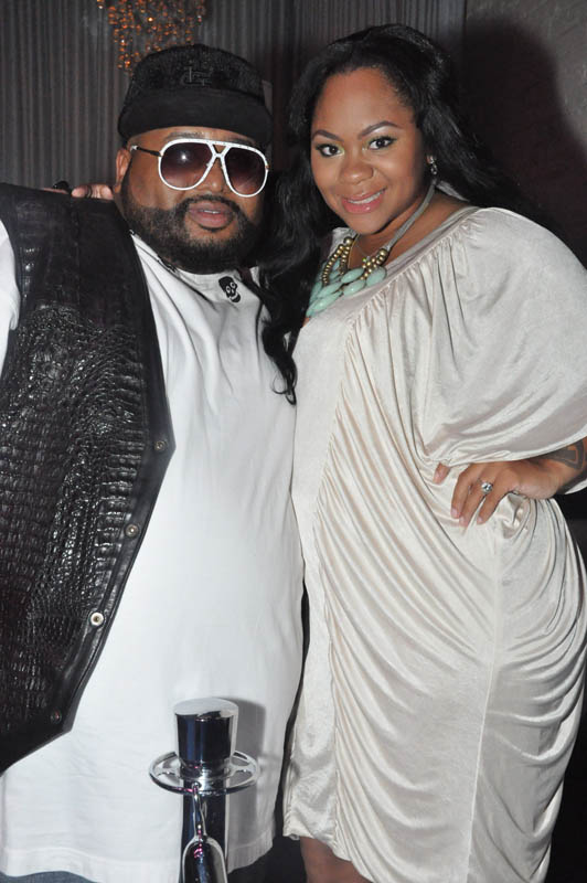 Nivea and Jazze Pha // Avalon Music Group A&R Showcase and Launch Party in Atlanta