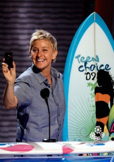 Ellen DeGeneres // 2009 Teen Choice Awards (Show)