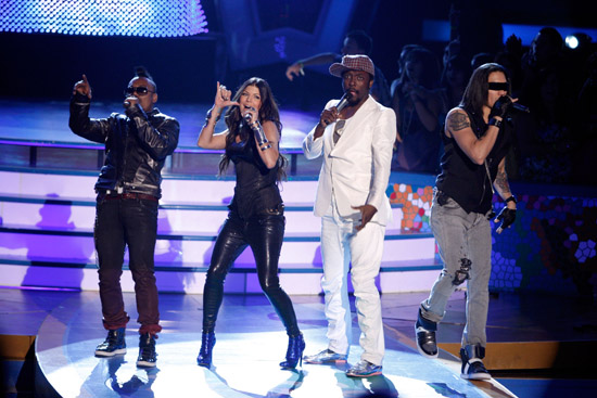Black Eyed Peas // 2009 Teen Choice Awards (Show)