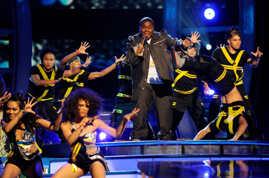 Sean Kingston // 2009 Teen Choice Awards (Show)