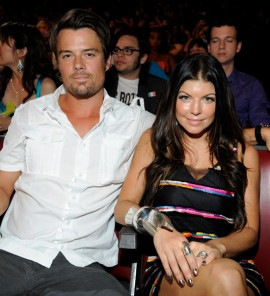 Josh Duhamel and Fergie // 2009 Teen Choice Awards (Show)