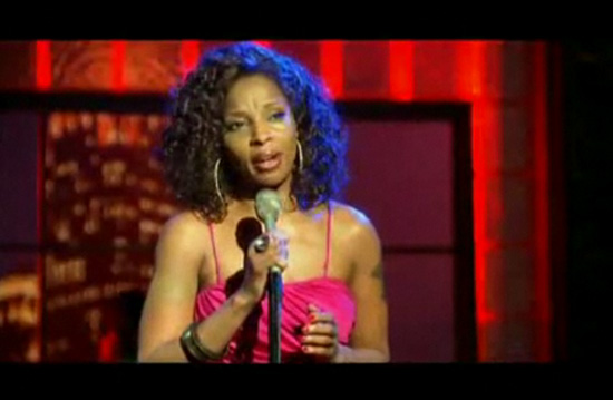 """Mary J Blige - """"I Can Do Bad All By Myself"""" (click to watch!)"""