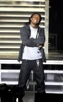 Lil Wayne // America's Most Wanted Music Festival in Toronto (August 4th 2009)