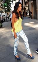 Ciara shopping at Chanel in NYC (September 3rd 2009)