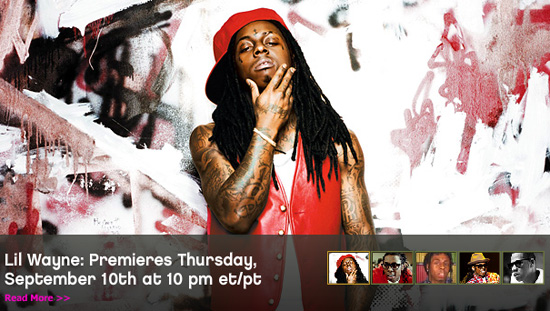 """Lil Wayne to be on VH1's """"Behind the Music"""""""
