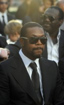 Chris Tucker // Michael Jackson's Private Funeral