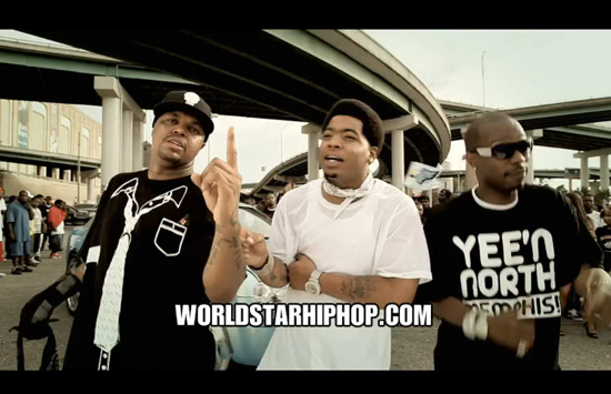 "Three 6 Mafia F/ Webbie - ""Lil Freak"" (click to watch!)"