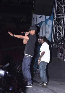 Jay-Z and T-Pain