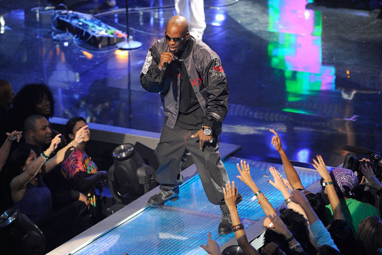 DMX // 2009 VH1 Hip Hop Honors