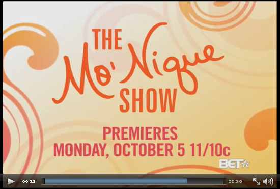 """The Mo'Nique Show"" Premiering Monday October 5th on BET!"