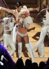 Lady Gaga performs at the 2009 MTV Video Music Awards