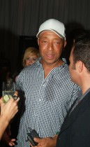 Russell Simmons // Argyle Couture Fashion Show for Rock Fashion Week 2009 in Miami