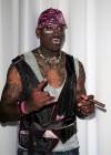 Dennis Rodman // Argyle Couture Fashion Show for Rock Fashion Week 2009 in Miami