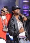 Soulja Boy & Jim Jones // 2009 BET Hip-Hop Awards Show