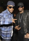 Young Jeezy & Diddy // 2009 BET Hip-Hop Awards (Backstage)