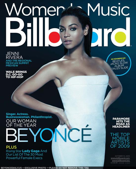 "Beyonce // Billboard Magazine's ""Woman of the Year"""