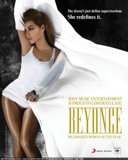 Beyonce - Billboard Woman of the Year (October 2009)